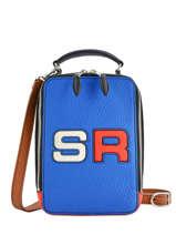 Crossbody Bag Le Pavé Logo Leather Sonia rykiel Multicolor le pave 4300-48