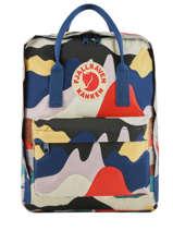 Backpack Kånken Art 1 Compartment Fjallraven Multicolor kanken 23610