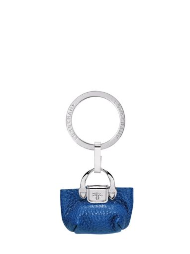 Longchamp Key rings Blue
