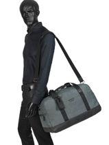 Travel Bag Journey Hexagona Blue journey 936031-vue-porte