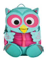 Backpack Affenzahn Blue large friends FAL1