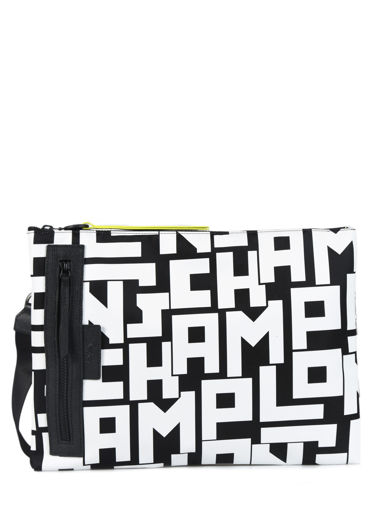 Longchamp Le pliage lgp Clutches Black