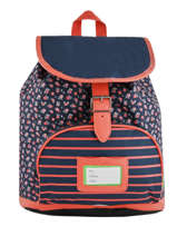 Backpack Tann's Multicolor capsule 65324