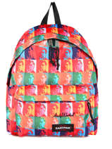 Sac à Dos Padded Andy Eastpak Multicolore pbg andy warhol PBGK620A