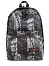 Backpack Back To Work + 14'' Pc Eastpak Black K936