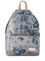 Backpack Padded Sleek Eastpak Blue pbg authentic PBGK46D