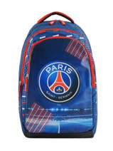 Backpack Paris st germain Blue ici c'est paris 192P204I