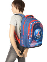 Backpack Paris st germain Blue ici c