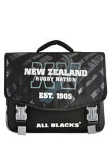 Cartable All blacks Noir we are 193A203S