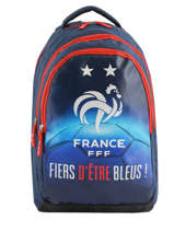 Backpack Federat. france football Blue equipe de france 193X204I