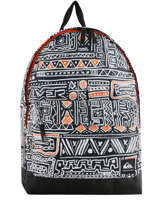 Backpack 1 Compartment Quiksilver Multicolor youth access QBBP3037