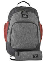 Backpack Special With Matching Pencil Case Quiksilver Black youth access QYBP3556