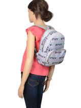 Backpack Always Core Roxy Gray kids RJBP3948-vue-porte