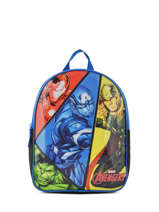 Mini Backpack Quadri Avengers Multicolor quadri AVNI03