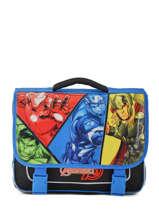 Satchel Quadri Avengers Multicolor quadri AVNI10
