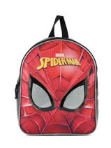 Mini Backpack Mask Spiderman Red mask SPINI03