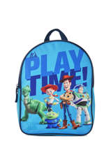 Backpack Mini Play Time Toy story Blue playtime TOYNI03