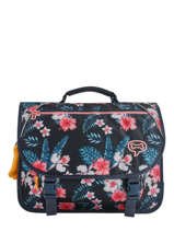 Cartable 2 Compartiments Lily Girls Stones and bones Multicolore girls G