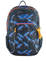 Backpack Aspen 2.0 Boys Stones and bones Blue boys B