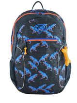 Backpack Aspen 2.0 Boys Stones and bones Blue boys ASPEN-B