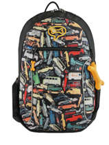 Backpack Aspen 2.0 Boys Stones and bones Multicolor boys B