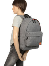 Backpack 1 Compartment Quiksilver Black youth access QYBP3579-vue-porte