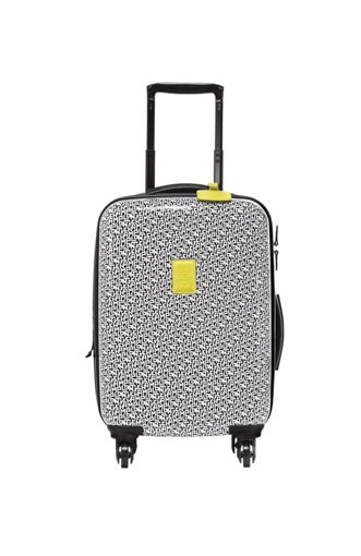 Longchamp Le pliage lgp Travel bag with wheels Black