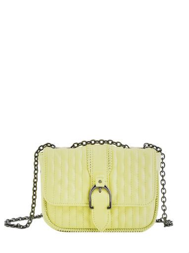 Longchamp Amazone matelassÉ Hobo bag Yellow