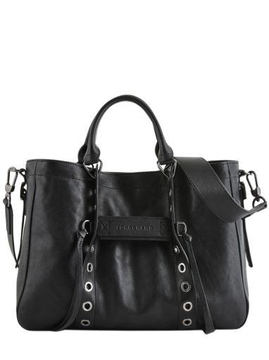 Longchamp Longchamp 3d rock Sacs porté main Noir
