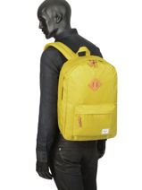 Backpack Heritage 1 Compartment + 15