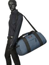 Travel Bag Authentic Luggage Eastpak Blue authentic luggage - 0000K070-vue-porte