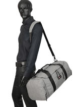 Sac De Voyage Pbg Authentic Luggage Eastpak Gris pbg authentic luggage PBGK11B-vue-porte