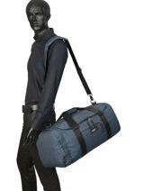 Travel Bag Pbg Authentic Luggage Eastpak Blue pbg authentic luggage PBGK11B-vue-porte
