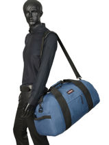 Travel Bag Pbg Authentic Luggage Eastpak Blue pbg authentic luggage PBGK070-vue-porte