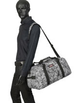 Cabin Duffle Pbg Authentic Luggage Eastpak Black pbg authentic luggage PBGK78D-vue-porte