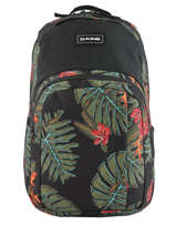 Backpack 2 Compartments + 15'' Pc Dakine Black campus 10002634