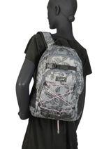 Backpack 1 Compartment Dakine Gray wonder 10001452-vue-porte