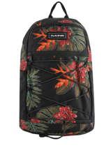 Backpack 1 Compartment Dakine Black wonder 10002629