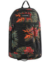 Sac à Dos 1 Compartiment Dakine Noir wonder 10002629