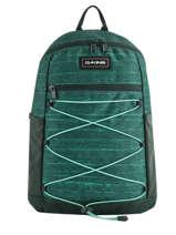 Backpack 1 Compartment Dakine Green wonder 10002629