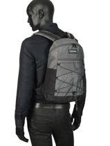 Backpack 1 Compartment Dakine Gray wonder 10002629-vue-porte