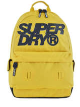 Sac A Dos 1 Compartiment Superdry Noir backpack men M9100015