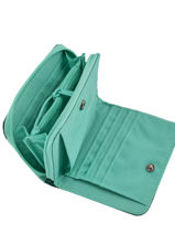 Wallet Dakine Green girl packs 8290-003-vue-porte