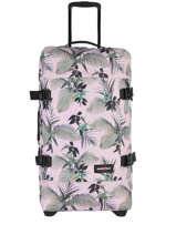 Softside Luggage Authentic Luggage Eastpak Pink authentic luggage K62L