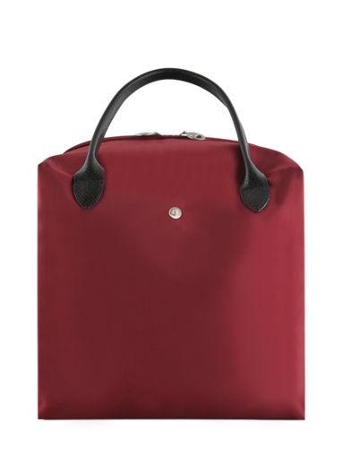 Longchamp Nendo Sacs porté main Rose