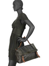 Sac Porté Main Authentic Torrow Noir authentic TAUT02-vue-porte