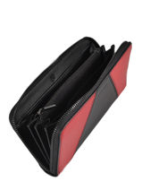Wallet Leather Etrier Black escarpe EESC91-vue-porte