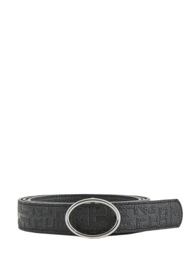 Longchamp La voyageuse lgp Belts Black