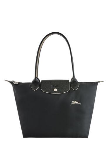 Longchamp Le pliage club Besaces Bleu