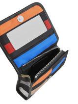 Trousse Forever Nylon Sonia rykiel Multicolore forever nylon 2493-38-vue-porte